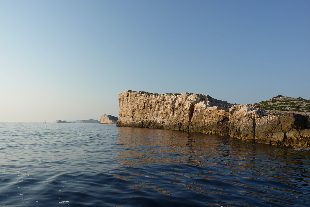 Diving resort of Kornati National Park